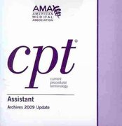 CPT Assistant Archives Update 2009 1st edition 9781603591645 1603591648