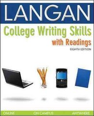 College Writing Skills with Readings 8th edition 9780073371665 0073371661