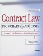Contract Law, Flowcharts and Cases, A Student's Visual Guide to Understanding Contracts, 2nd Edition 2nd edition 9780314204516 0314204512