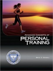 Advanced Concepts of Personal Training 1st Edition 9780979169601 0979169607