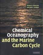 Chemical Oceanography and the Marine Carbon Cycle 1st Edition 9780521833134 0521833132