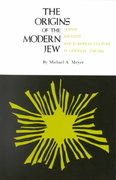 The Origins of the Modern Jew 0 9780814314708 0814314708