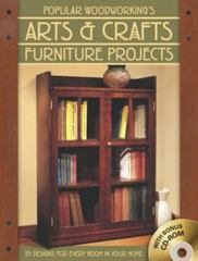 Popular Woodworking's Arts and Crafts Furniture Projects 0 9781558708464 1558708464