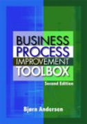 Business Process Improvement Toolbox 2nd Edition 9780873897198 0873897196