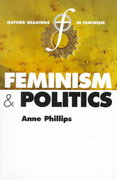 Feminism and Politics 1st Edition 9780198782056 0198782055