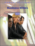 Business Ethics 08/09 20th edition 9780073528496 0073528498