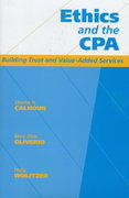 Ethics and the CPA 1st edition 9780471184881 0471184888