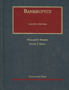 Bankruptcy, 8th Edition 8th edition 9781599416588 1599416581