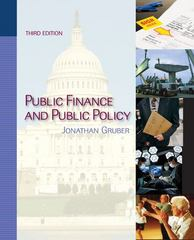 Public Finance and Public Policy 3rd edition 9781429219495 1429219491