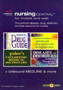 Nursing Central, Mobile and Web Edition, powered by Unbound Medicine (CD-ROM) 1st Edition 9780803622661 080362266X