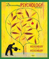 Discovering Psychology 5th edition 9781429216500 1429216506