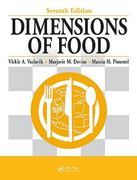 Dimensions of Food, Seventh Edition 7th Edition 9781439821671 1439821674