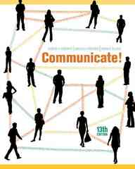 Communicate! 13th Edition 9781111787264 1111787263