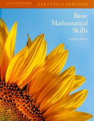 Hutchison's Basic Math Skills with Geometry 8th edition 9780077354749 0077354745