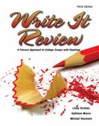 Write It Review 3rd edition 9780757567193 0757567193