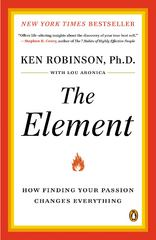 The Element 1st Edition 9780143116738 0143116738