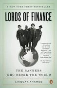 Lords of Finance 1st Edition 9780143116806 0143116800