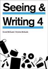 Seeing and Writing 4th Edition 9780312476045 0312476043