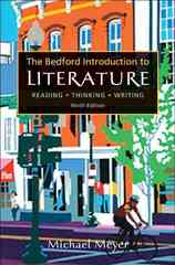 Bedford Introduction to Literature 9th edition 9780312539214 0312539215