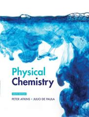 Physical Chemistry 9th edition 9781429218122 1429218126