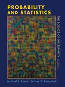 Probability and Statistics 2nd edition 9781429224628 1429224622