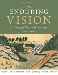 The Enduring Vision 7th edition 9780495800941 0495800945