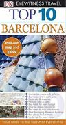 Top 10 Barcelona 1st edition 9780756660536 075666053X