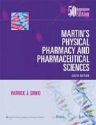 Martin's Physical Pharmacy and Pharmaceutical Sciences 6th Edition 9780781797665 0781797667