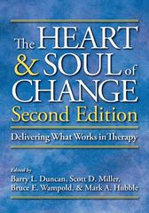 The Heart and Soul of Change 2nd edition 9781433807091 1433807092