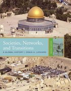 Societies, Networks, and Transitions 2nd edition 9781439085202 143908520X
