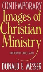 Contemporary Images of Christian Ministry 0 9780687095056 0687095050