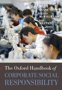 The Oxford Handbook of Corporate Social Responsibility 0 9780199211593 0199211590