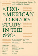Afro-American Literary Study in the 1990s 0 9780226035437 0226035433