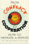 From Conflict to Cooperation 1st edition 9780914171799 0914171798