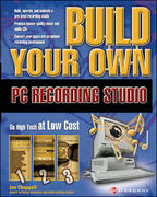 Build Your Own PC Recording Studio 1st edition 9780072229042 0072229047