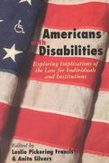 Americans with Disabilities 1st edition 9780415923682 0415923689