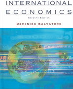 International Economics 7th edition 9780471364474 0471364479
