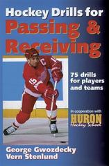 Hockey Drills for Passing and Receiving 0 9780736000048 0736000046