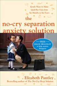 The No-Cry Separation Anxiety Solution: Gentle Ways to Make Good-bye Easy from Six Months to Six Years 1st edition 9780071596909 0071596909