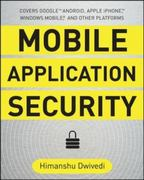 Mobile Application Security 1st edition 9780071633567 0071633561