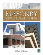 Masonry Structural Design 1st edition 9780071638302 007163830X