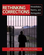 Rethinking Corrections 1st Edition 9781412970198 1412970199