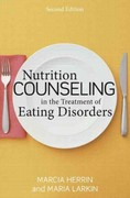 Nutrition Counseling in the Treatment of Eating Disorders 2nd Edition 9781135201838 1135201838