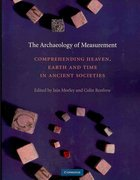 The Archaeology of Measurement 1st Edition 9780521135887 0521135885