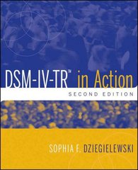 DSM-IV-TR in Action 2nd edition 9780470551714 0470551712