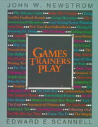 Games Trainers Play 1st edition 9780070464087 0070464081