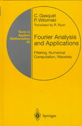Fourier Analysis and Applications 1st edition 9780387984858 0387984852