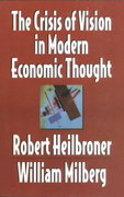 The Crisis of Vision in Modern Economic Thought 0 9780521497749 0521497744