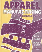 Apparel Manufacturing 2nd edition 9780023441424 0023441429