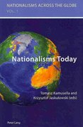 Nationalisms Today 0 9783039118830 3039118838